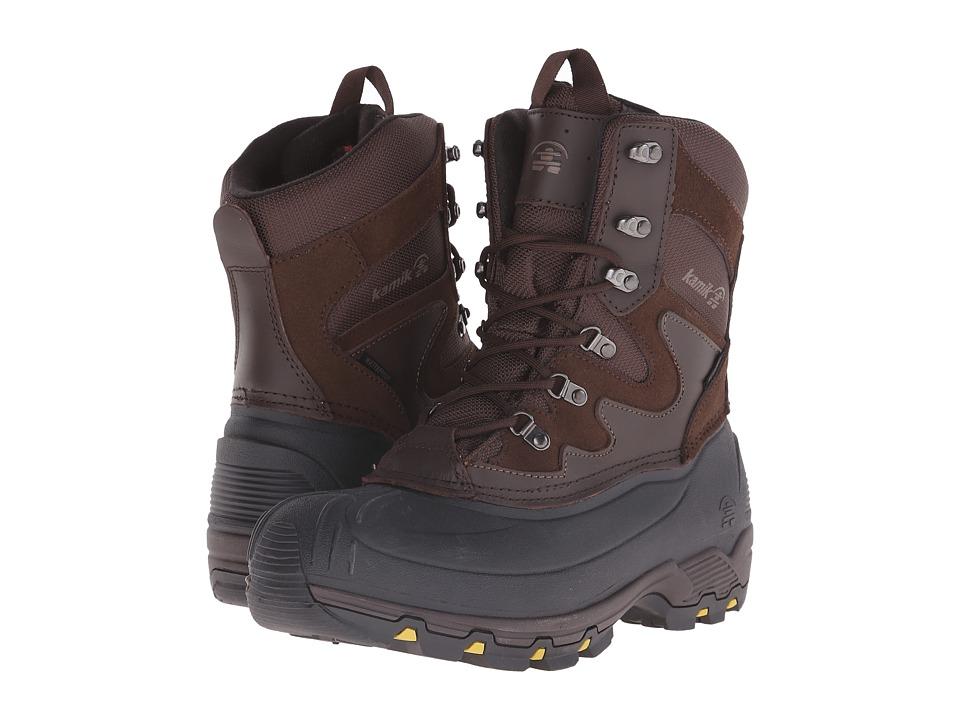 Kamik - Blackjack 2015 (Dark Brown) Men's Work Boots