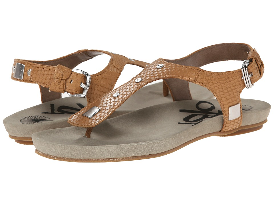 OTBT - Cass (New Taupe) Women's Sandals