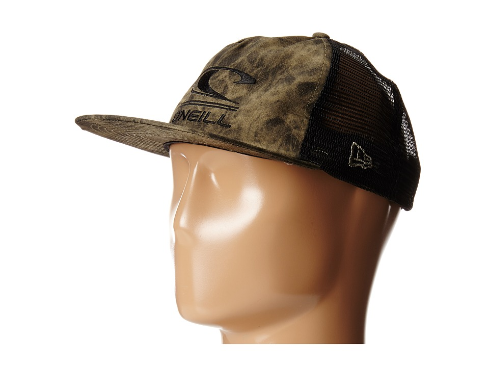 O'Neill - Tucker Adjustable Hat (Military Green) Caps