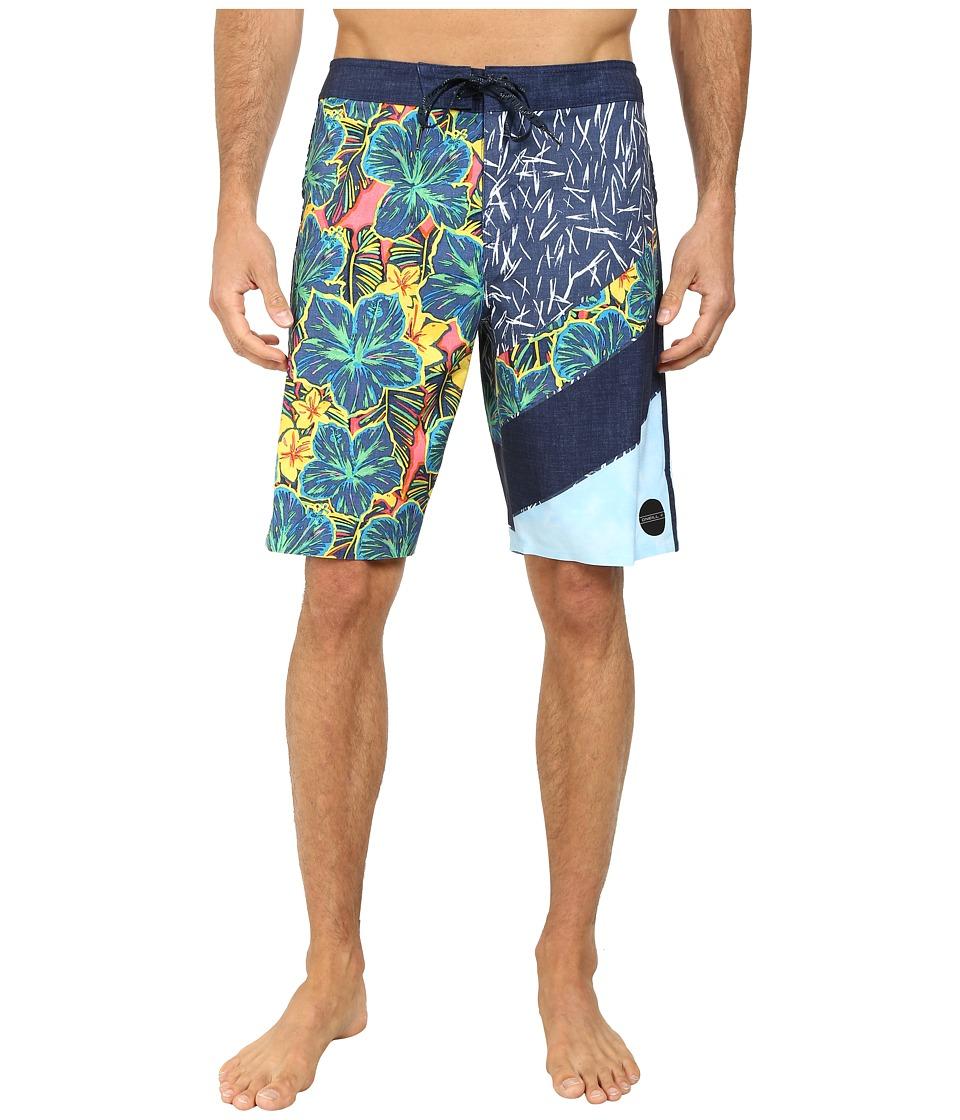 O'Neill - Jordy Freakout Boardshorts (Navy) Men's Swimwear
