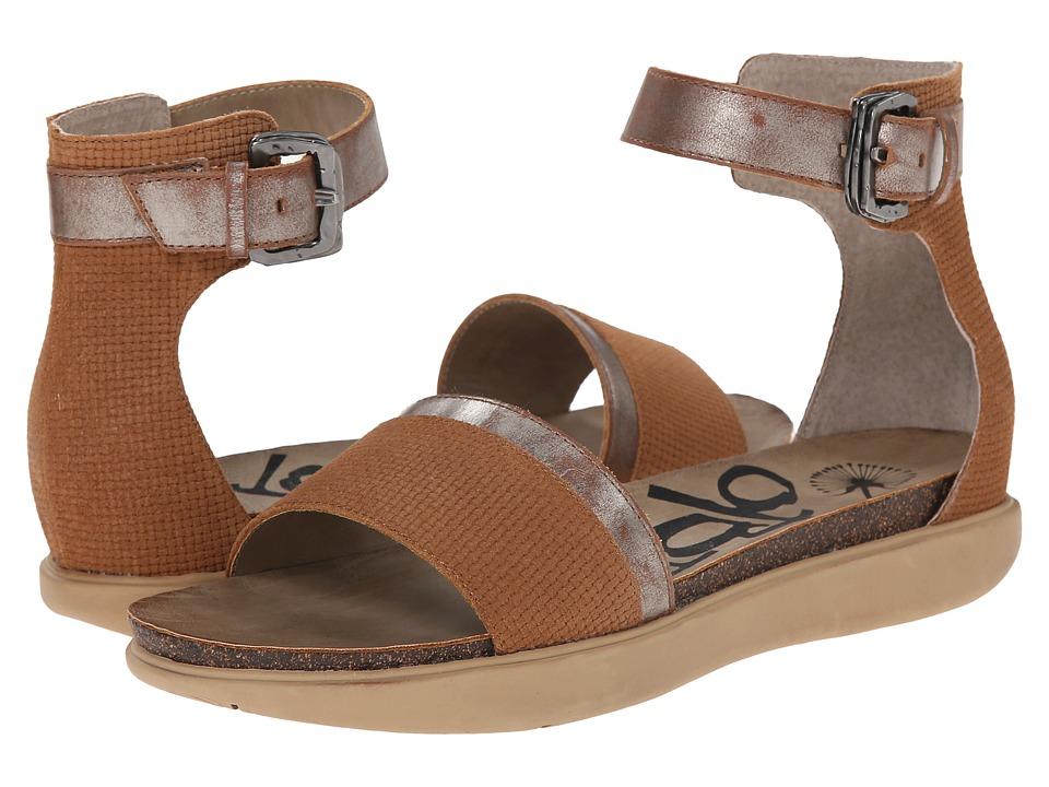 OTBT - Martha Tx (Butterscotch) Women's Sandals