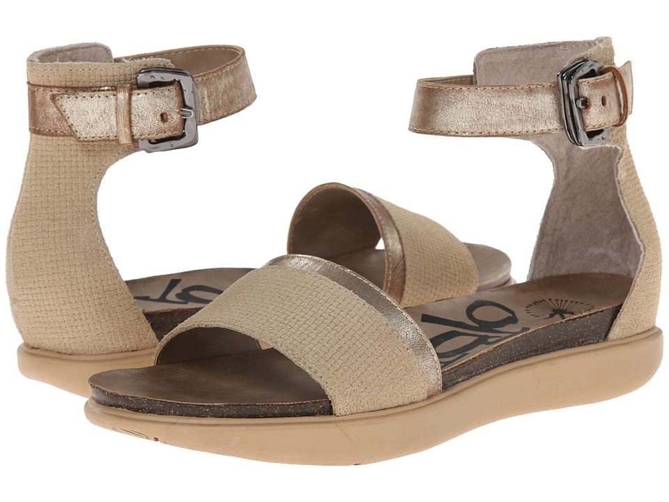 OTBT - Martha Tx (Stone) Women's Sandals