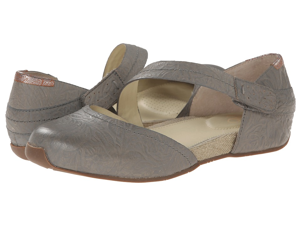 OTBT - Pacific City (Grey Powder) Women's Flat Shoes