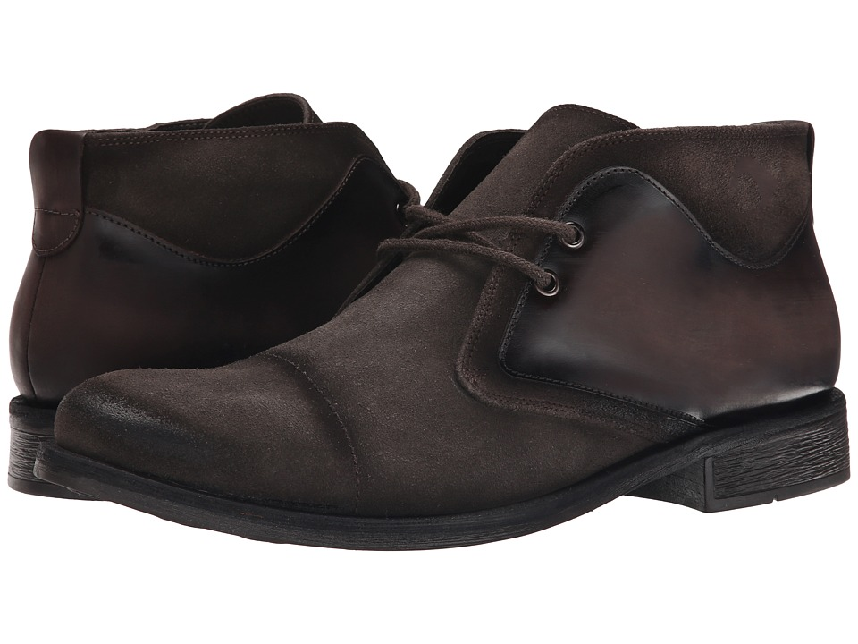 Donald J Pliner - Jasi (Brown) Men's Shoes