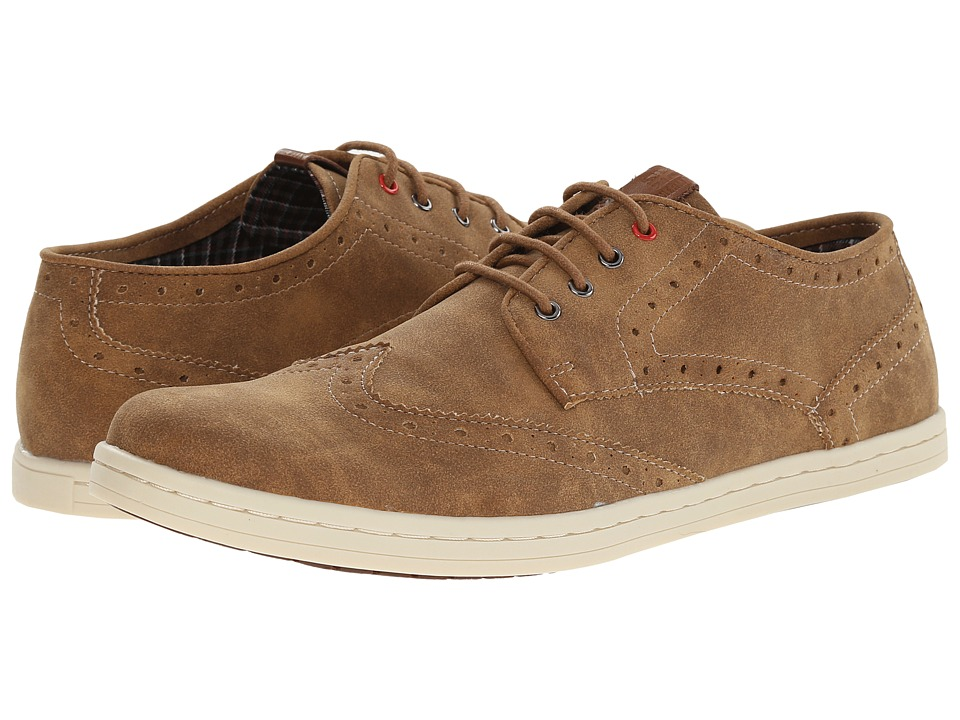 Ben Sherman - Nicholas (Tan) Men's Lace up casual Shoes