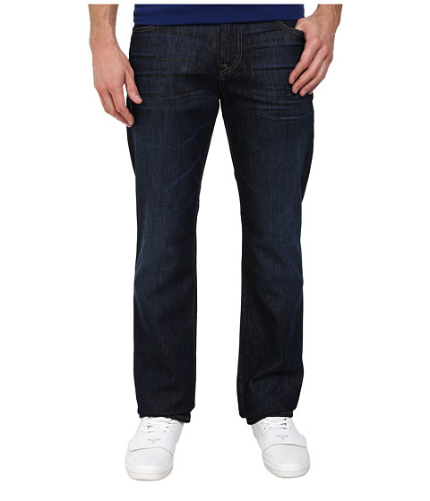 7 For All Mankind - Carsen Jeans in Shoreline Station Blue (Shoreline Station Blue) Men