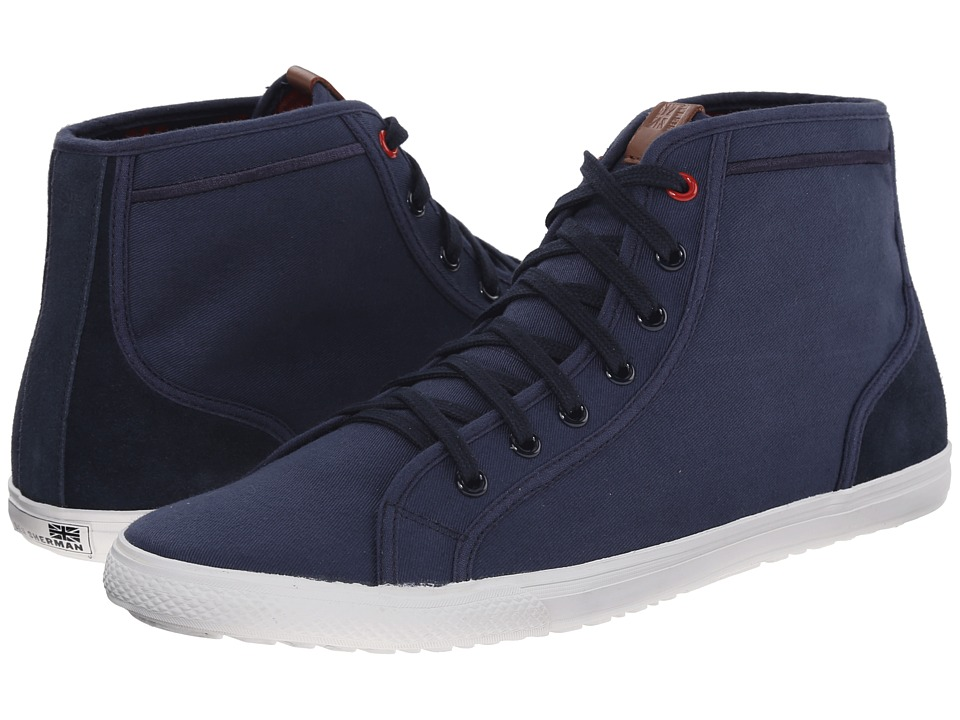 Ben Sherman - Chandler Hi (Navy) Men