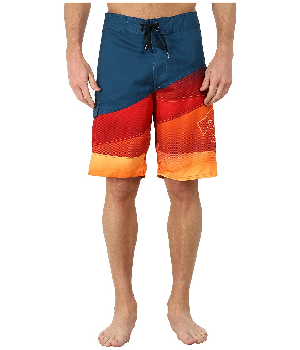 Billabong - Pulse Boardshorts (Petrol) Men's Swimwear