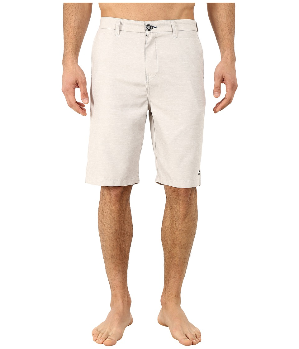Billabong - Carter Heather Submersible Boardshorts (Sand) Men's Swimwear