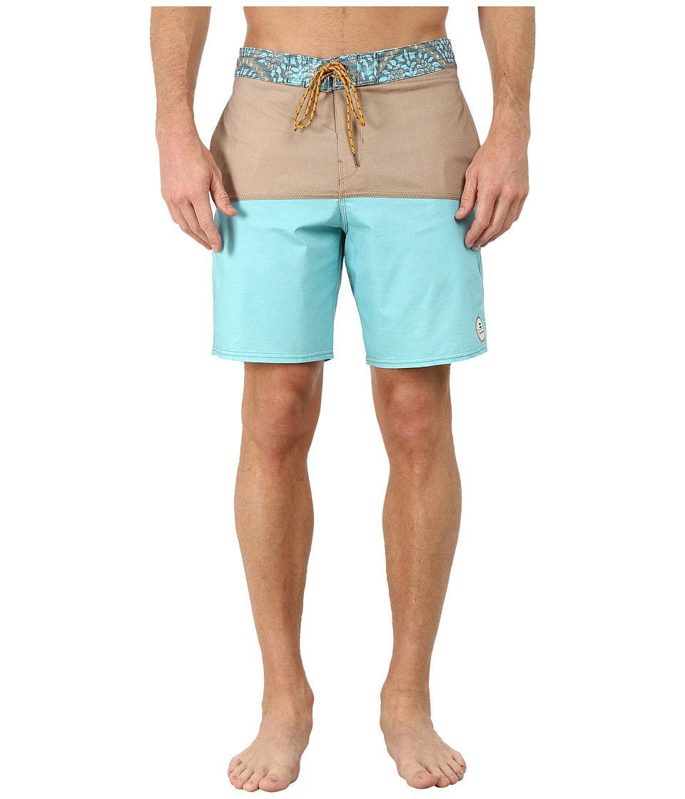 Billabong - Shifty Lo Tides Boardshorts (Seafoam) Men's Swimwear