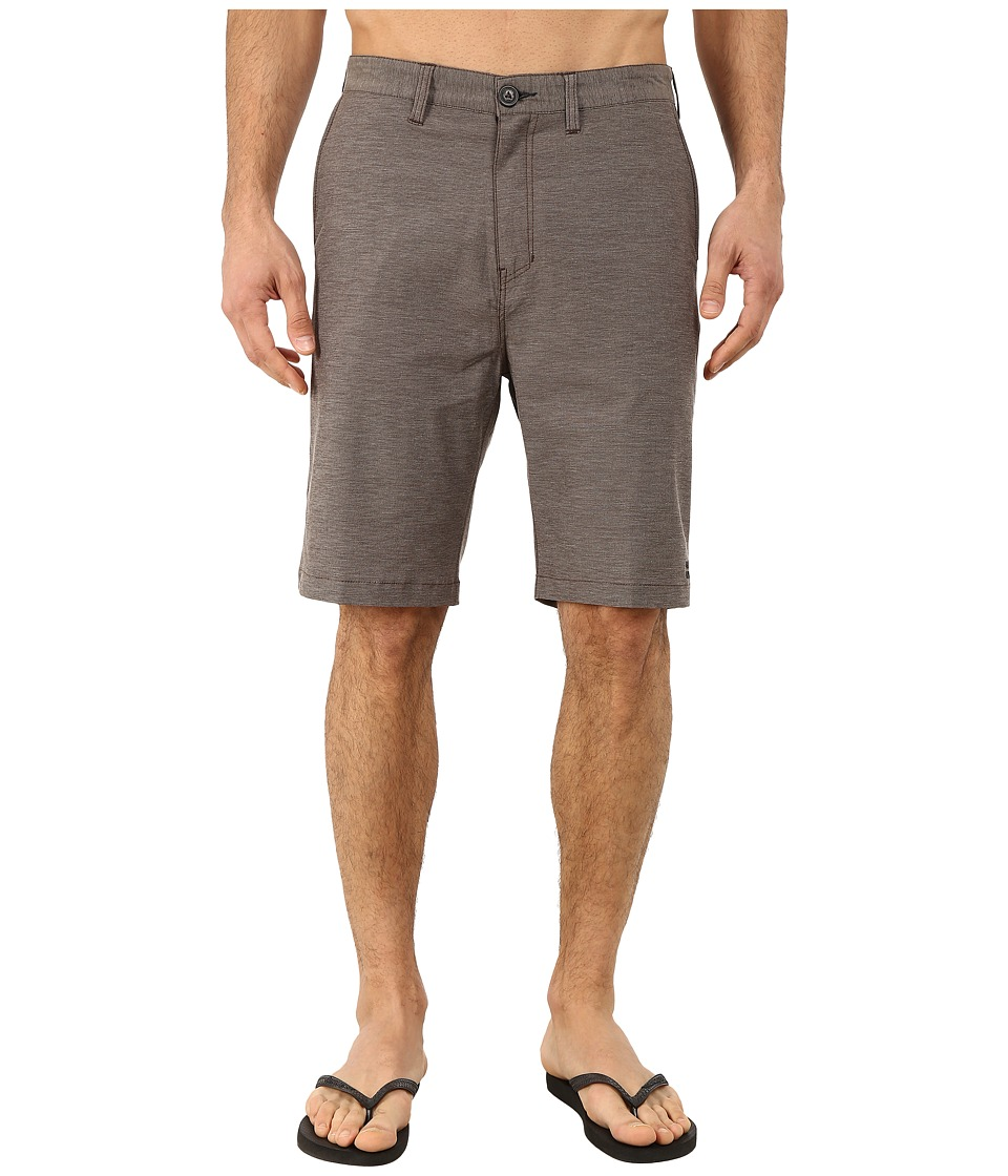 Billabong - Crossfire X Hybrid Short (Earth) Men's Shorts