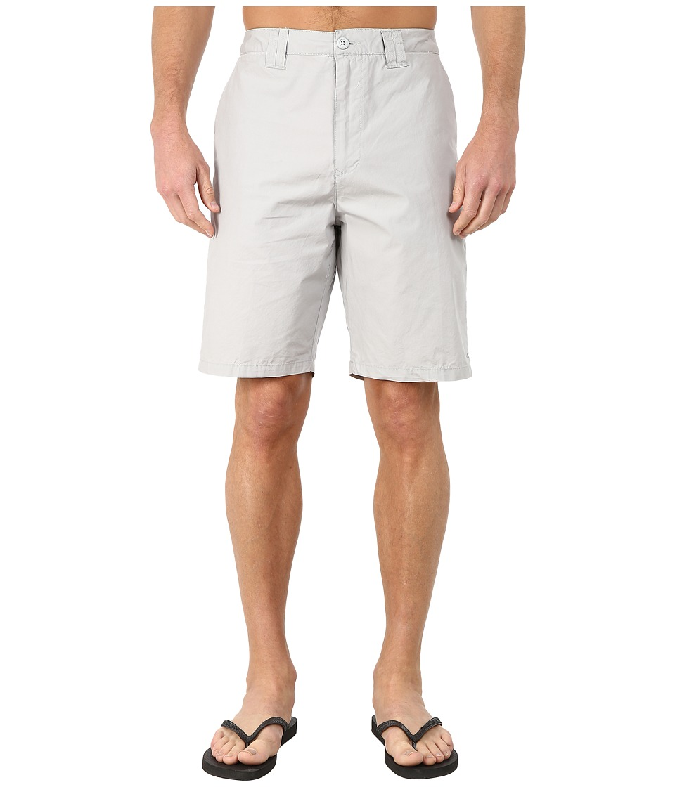 O'Neill - Contact Light Walkshorts (Grey) Men's Shorts