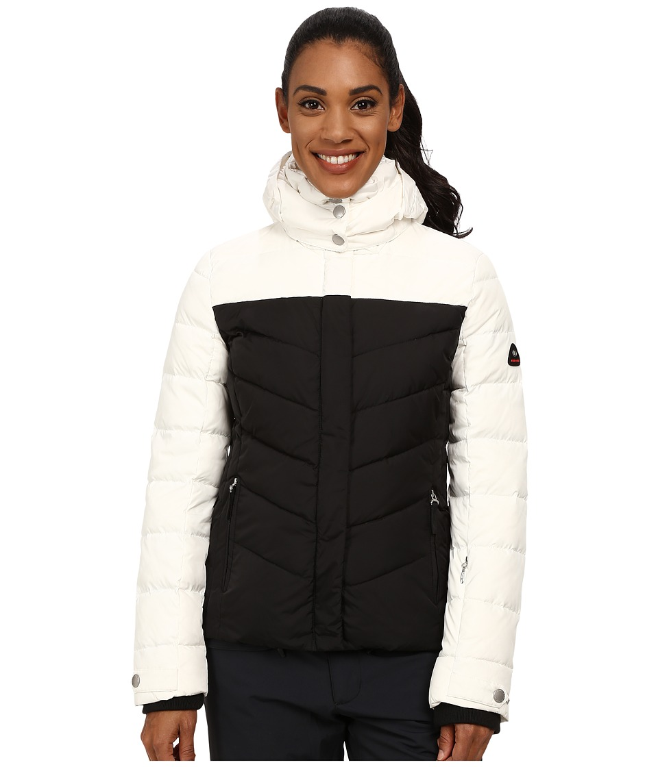 Bogner Fire + Ice - Sally-D (Black/White) Women's Coat