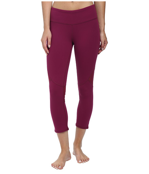 ALO - Go Capris (Berry) Women