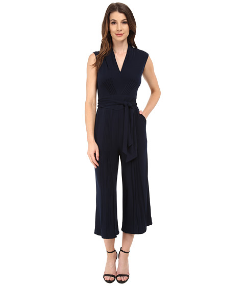 CATHERINE Catherine Malandrino - Sadie Jumpsuit (Navy) Women's Jumpsuit & Rompers One Piece