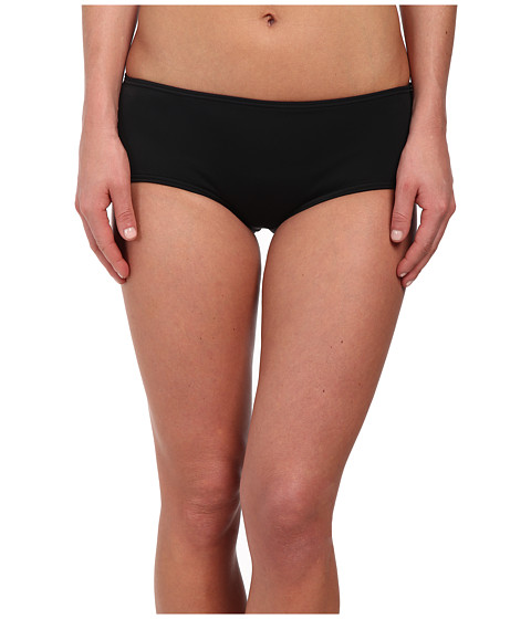 DKNY - Scuba Shorts (Black) Women