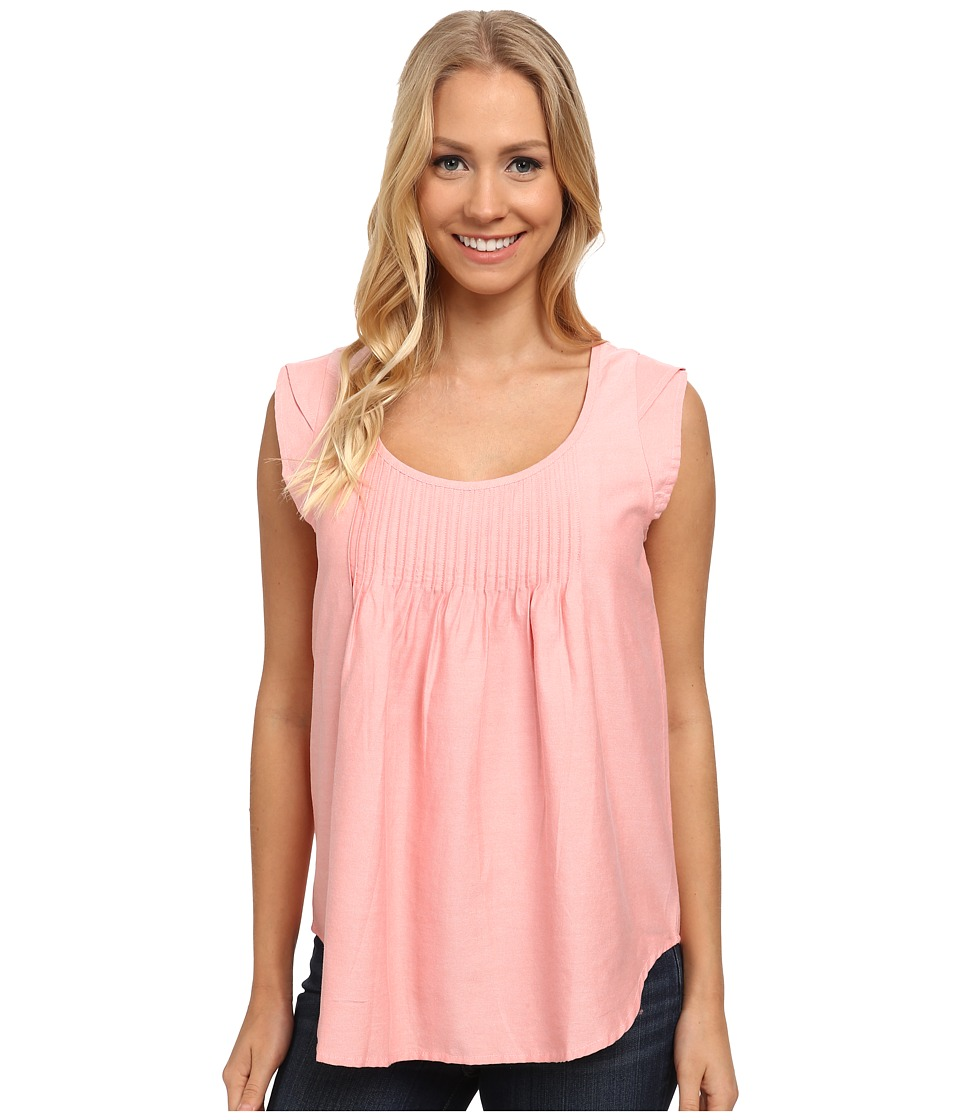 U.S. POLO ASSN. - Petal Top (Shell Pink) Women's Clothing