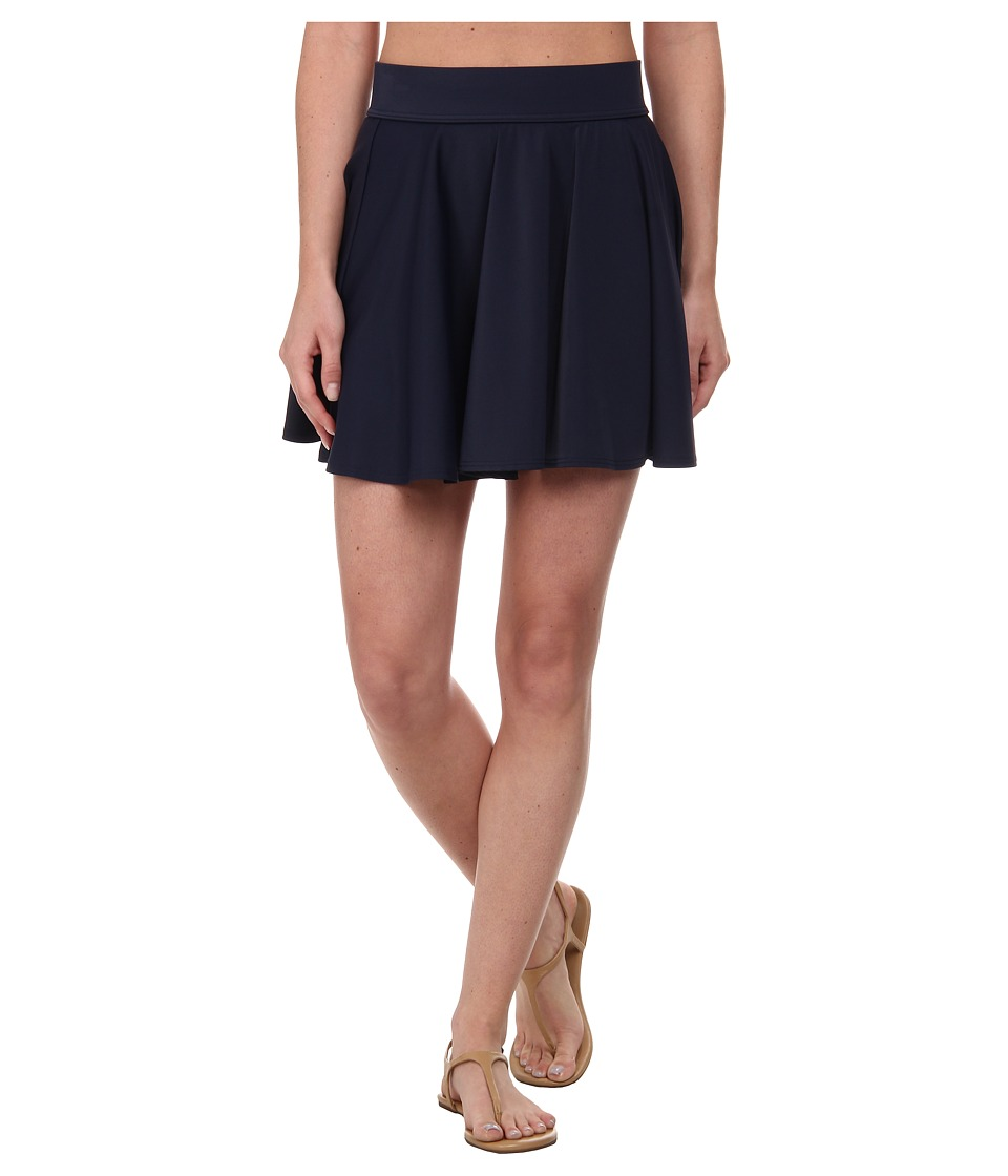 DKNY - Skirt Cover-Up (Ink) Women's Skirt