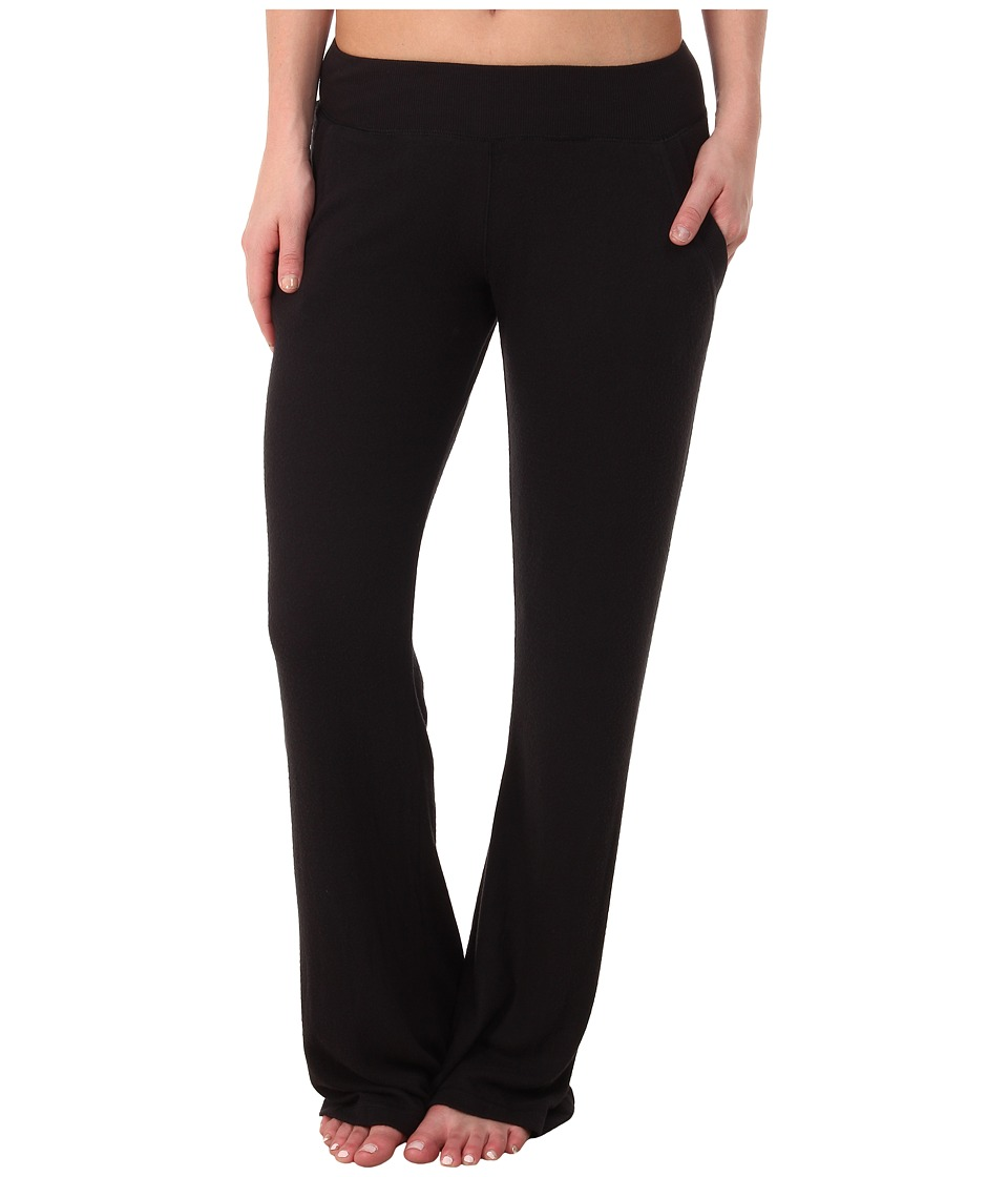 ALO - Kriya Pants (Black) Women's Casual Pants