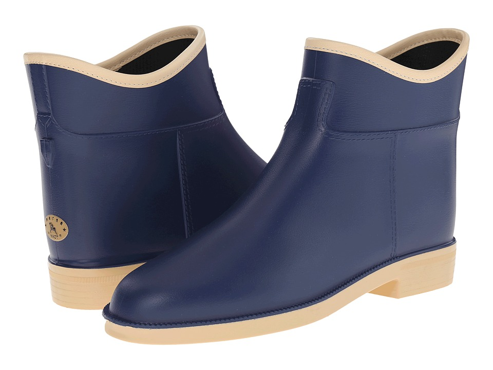 Naot Footwear - Dafna by Naot Lian (Navy/Beige) Women's Shoes