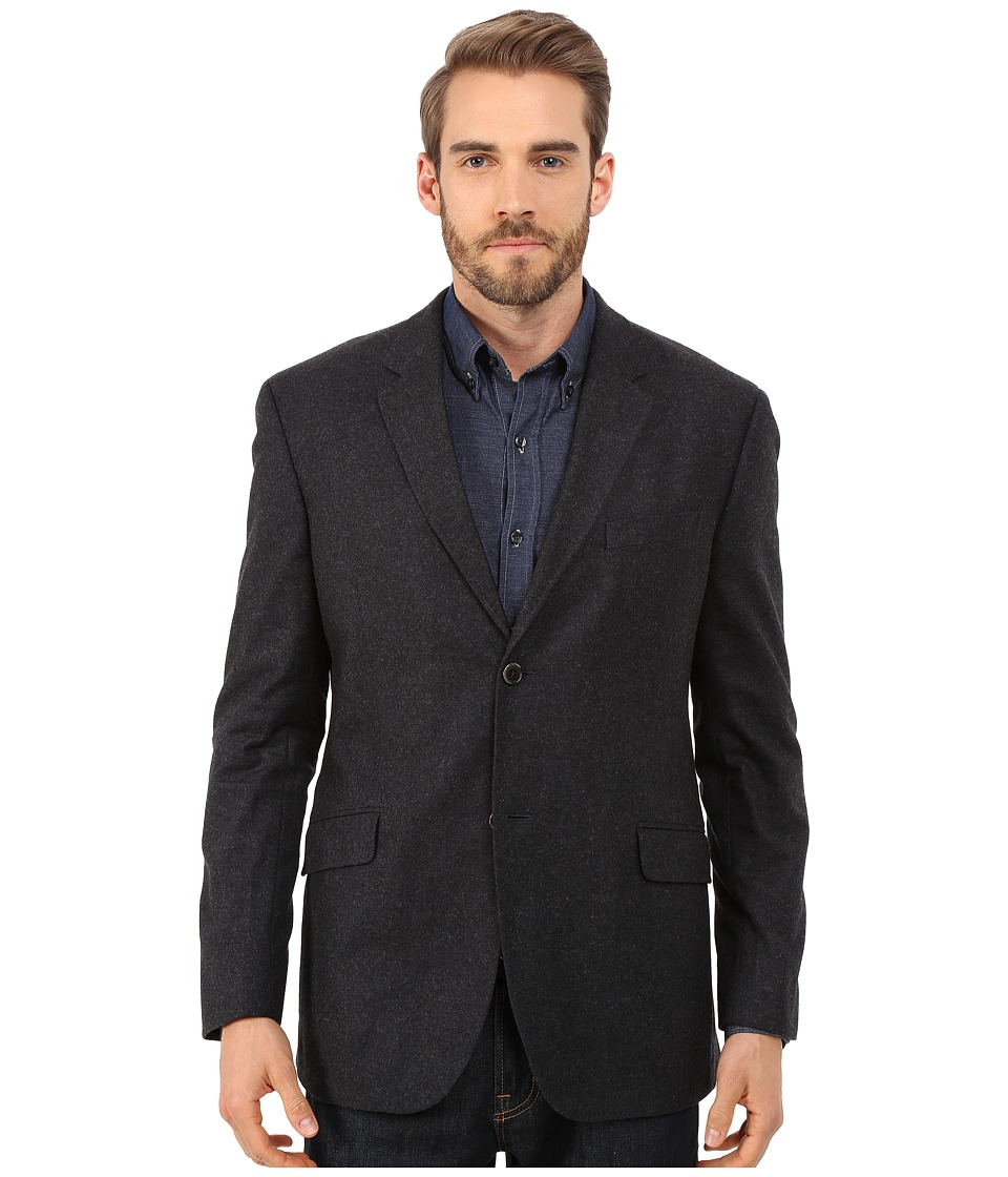 Rodd & Gunn - Halldene Sport Jacket (Ink) Men's Jacket