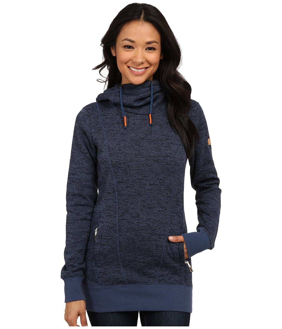Roxy - Dipsy Outerlayer (Ensign Blue) Women's Coat