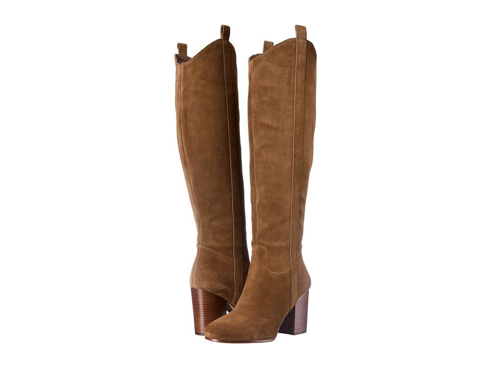 Via Spiga - Babe (Rattan Sport Suede) Women's Boots