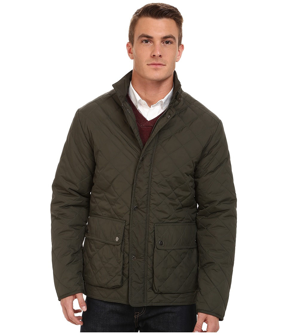 Rodd & Gunn - Breve Street Jacket (Olive) Men's Coat
