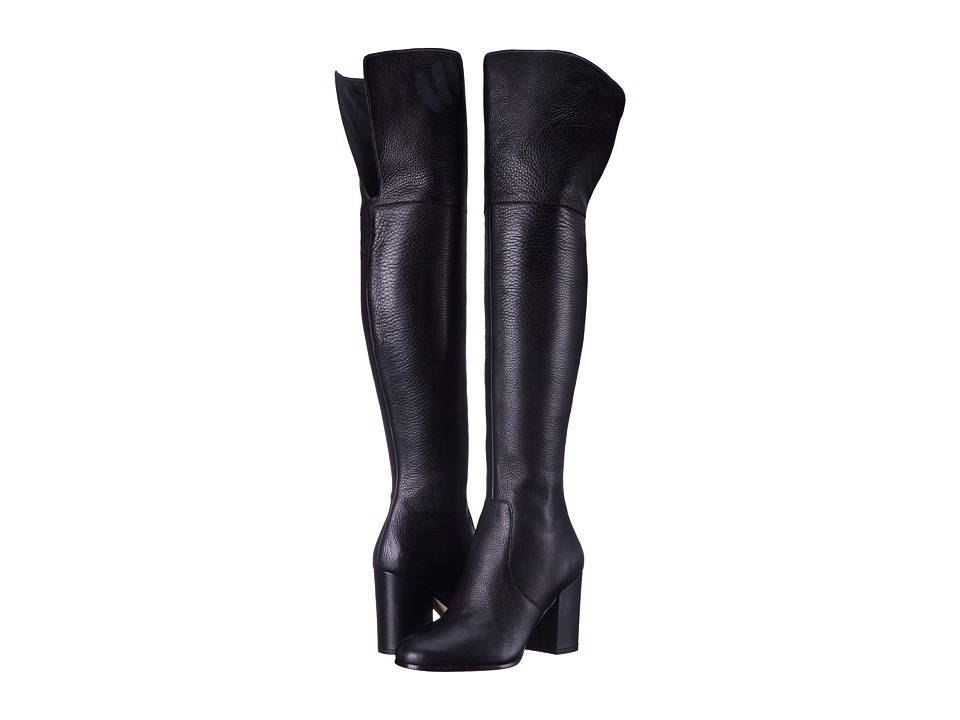 Via Spiga - Beline (Black River Calf) Women's Boots