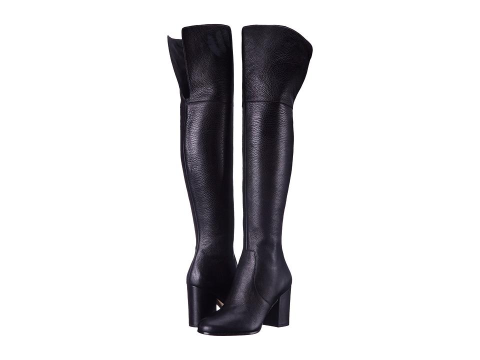 Via Spiga - Beline (Black River Calf) Women's Boots