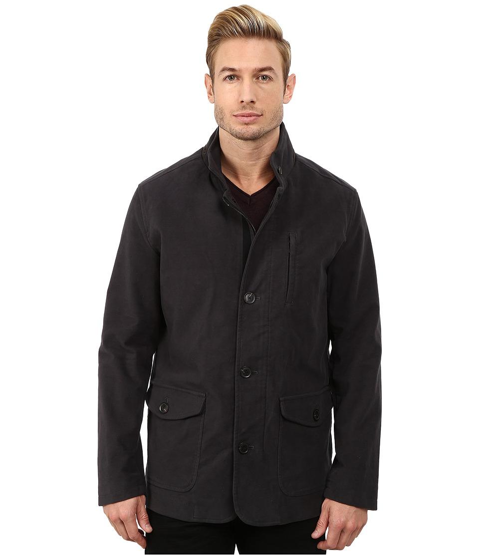 Rodd & Gunn - Hulbert Moleskin Cotton Sport Jacket (Asphalt) Men