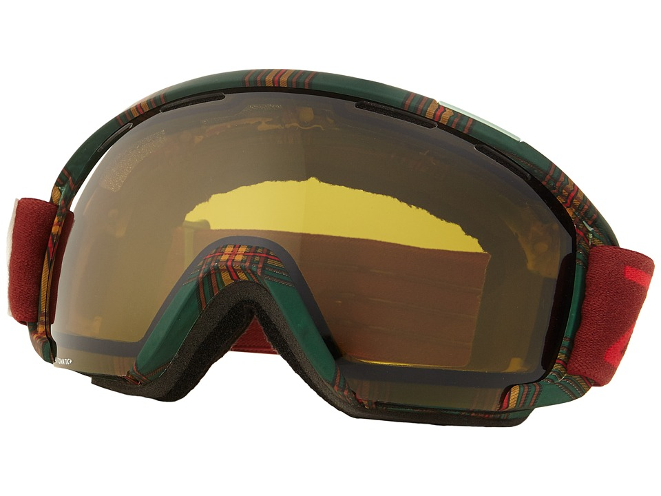Zeal Optics - Slate (Highland Tartan/Polarized Automatic Plus Lens) Goggles