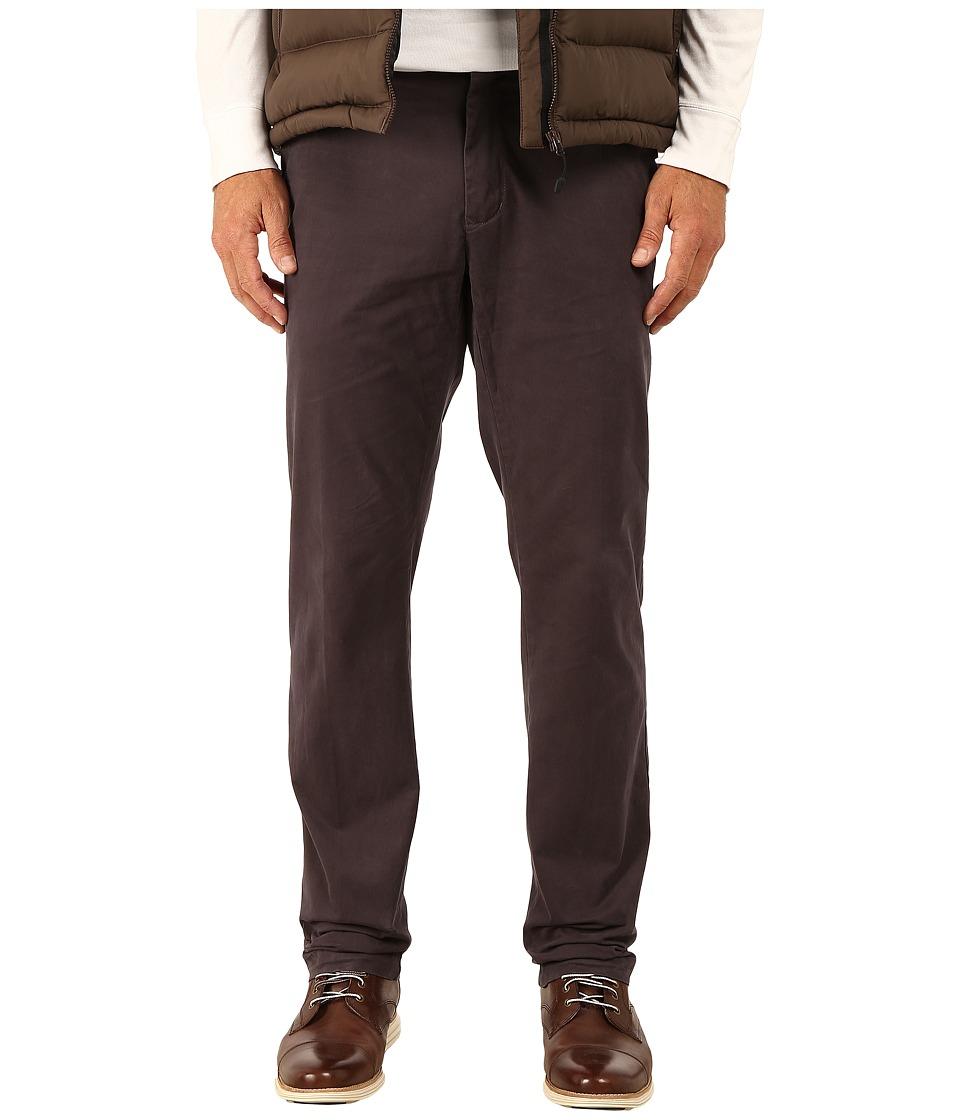 Rodd & Gunn - Mills Lane Brushed Stretch Cotton Pants (Granite) Men's Casual Pants