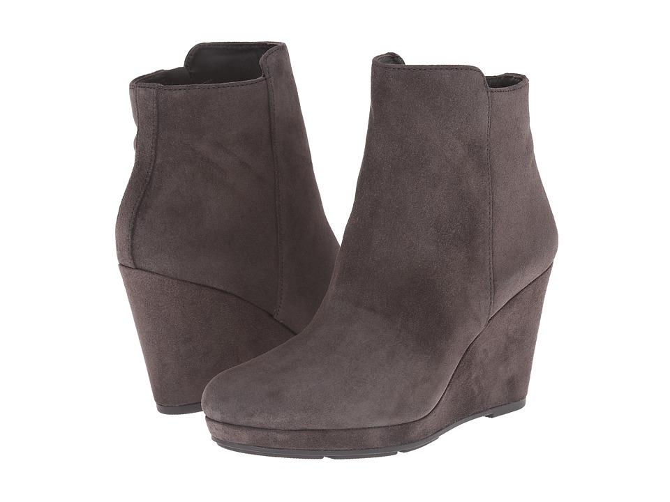 Via Spiga - Darina (Graphite Sport Suede) Women's Boots