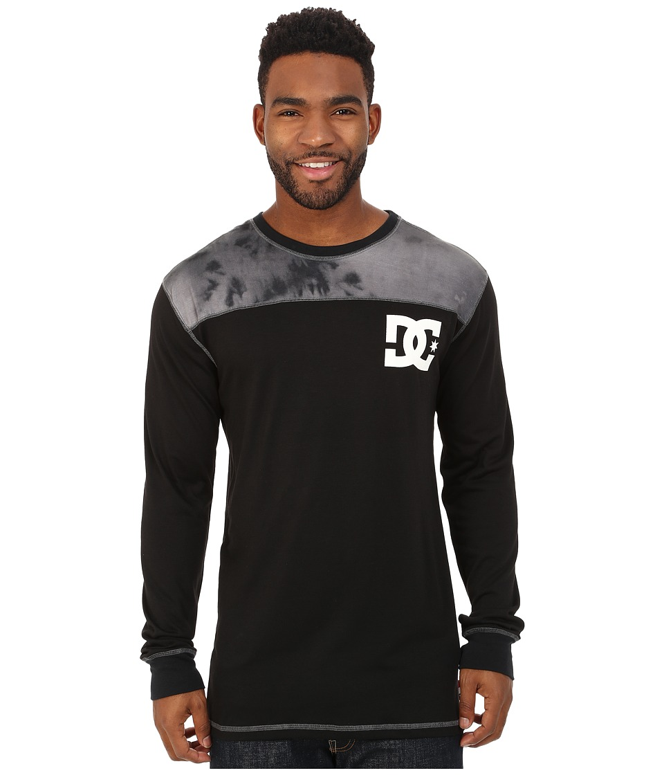 DC - Top Half Base Layer (Anthracite) Men's Clothing