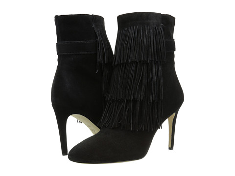 Via Spiga - Vesta (Black Sport Suede) Women