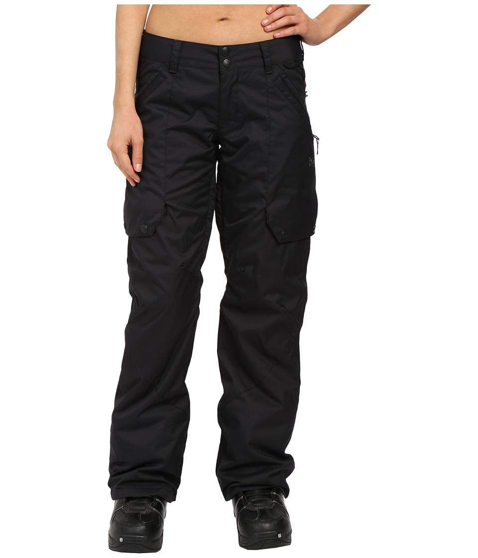 DC - Ace J Snow Pants (Anthracite) Women's Casual Pants