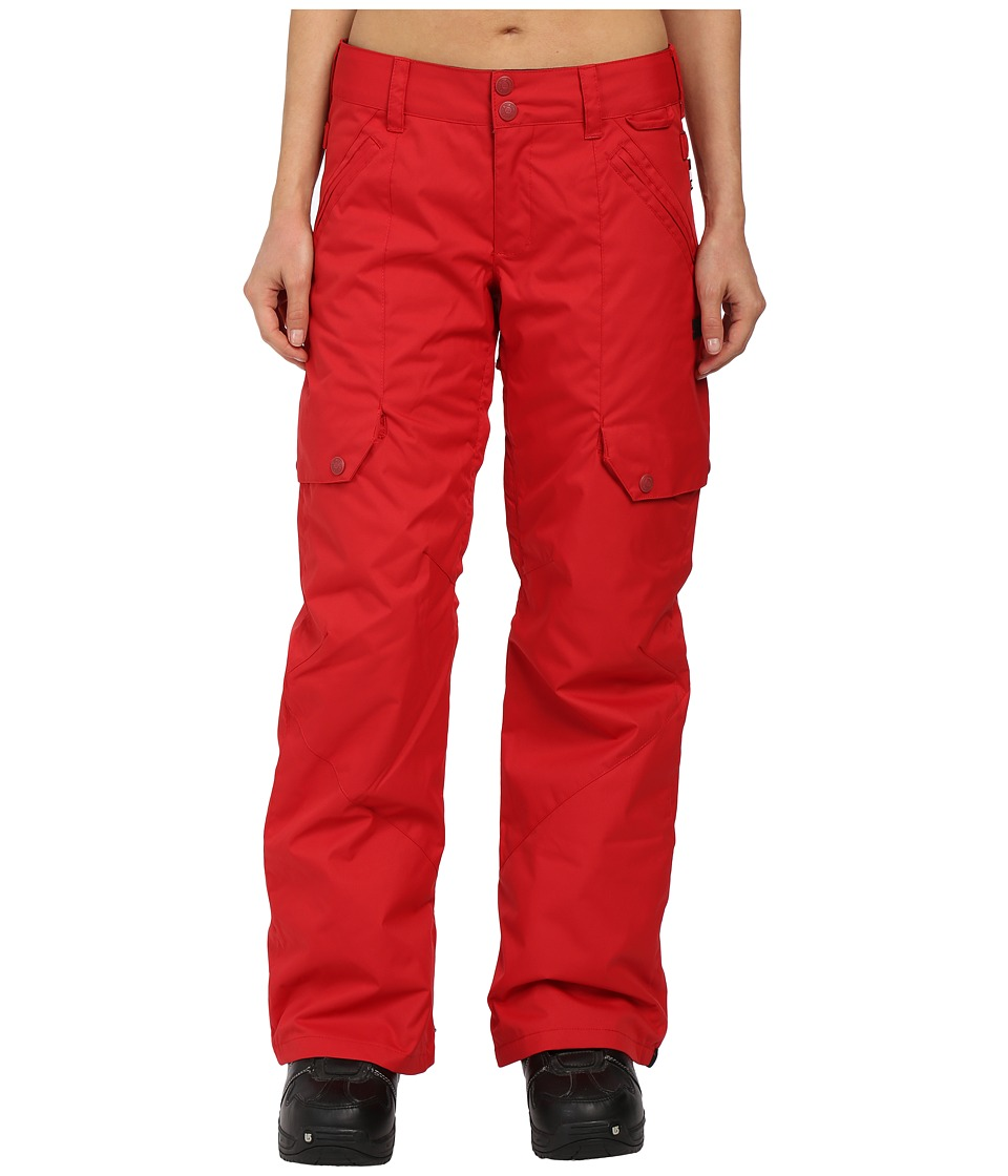 DC - Ace J Snow Pants (American Beauty) Women's Casual Pants