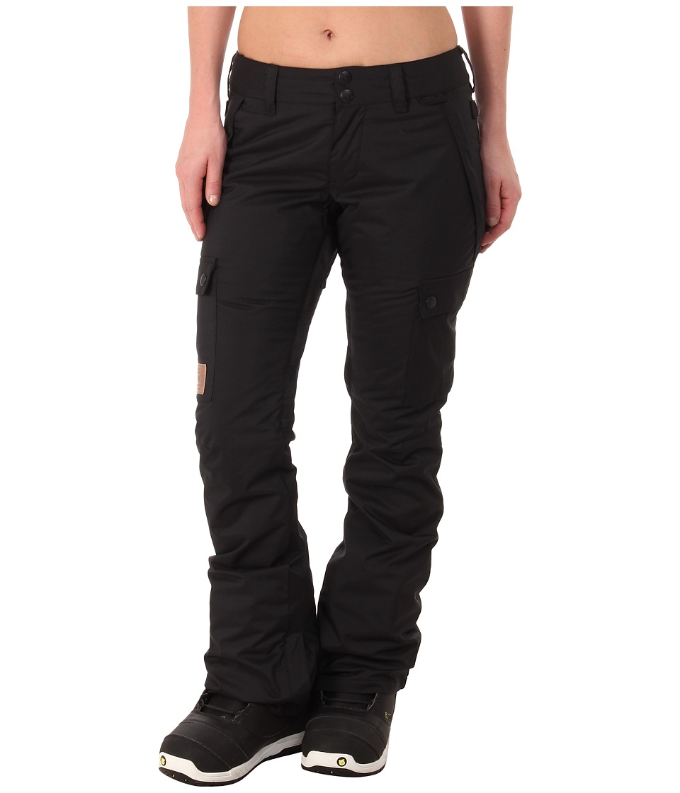 DC - Recruit J Snow Pants (Anthracite) Women's Casual Pants