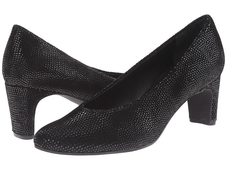 Vaneli - Drusilla (Black E-Print) High Heels