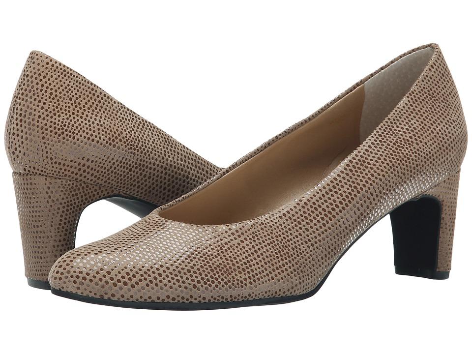 Vaneli - Drusilla (Taupe E-Print) High Heels
