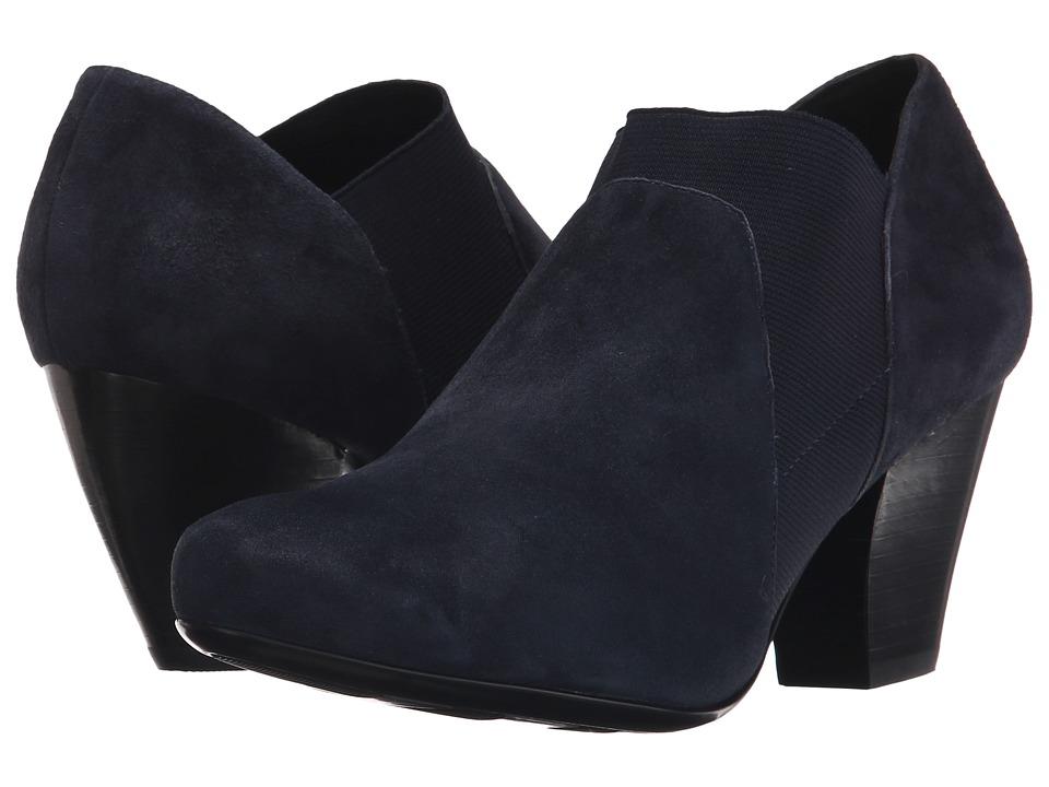Vaneli - Johanna (Navy Suede) High Heels