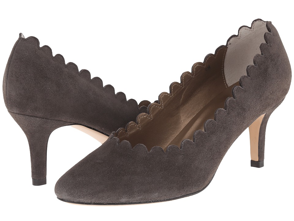 Vaneli - Louise (Grey Suede) High Heels