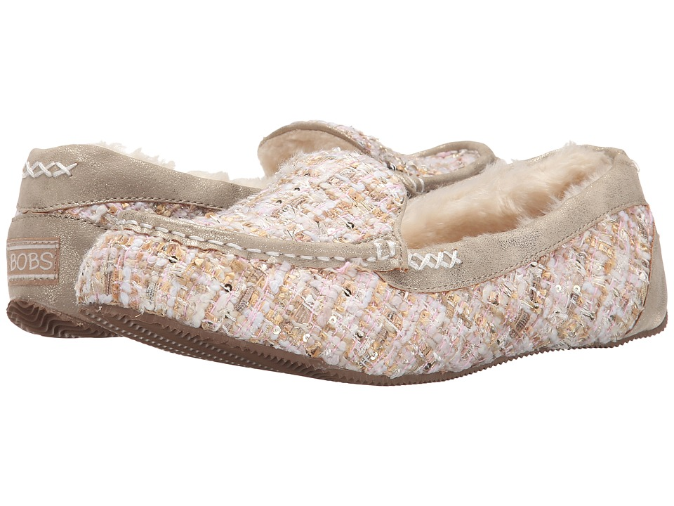 BOBS from SKECHERS - Bobs Cozy JR - Sole (Natural) Women