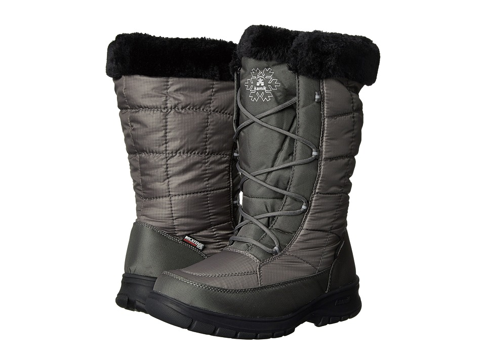 Kamik - NewYork 2 (Charcoal 1) Women's Cold Weather Boots