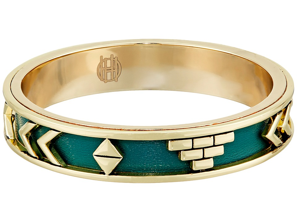 House of Harlow 1960 - Aztec Bangles (Juniper) Bracelet