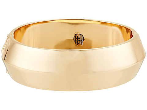 House of Harlow 1960 - Caral Culture Cuff Bracelet (Gold) Bracelet