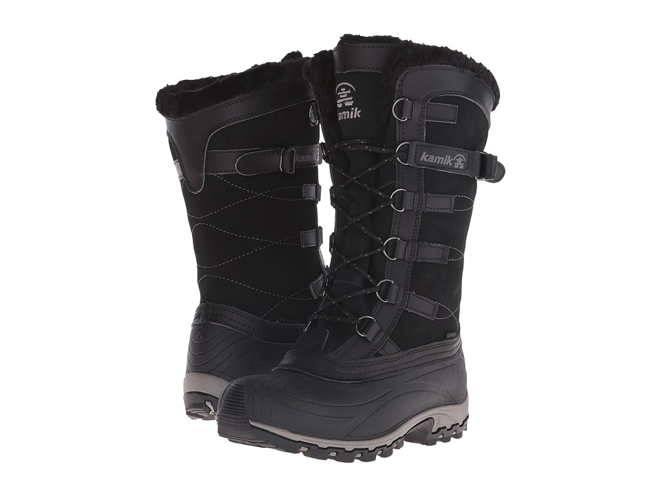 Kamik - Citadel (Black) Women's Work Boots