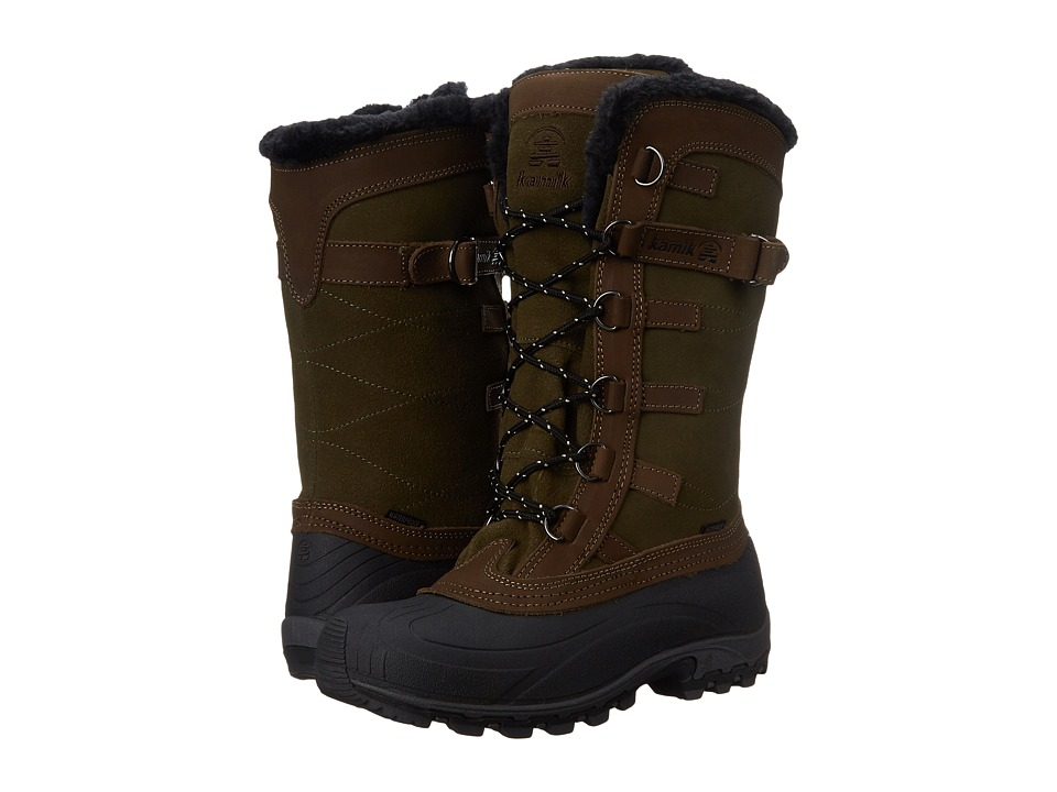 Kamik - Citadel (Green) Women's Work Boots