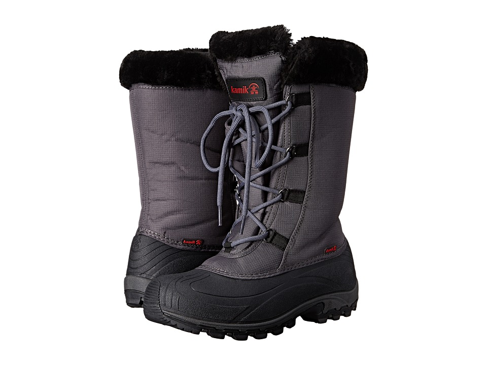 Kamik - Rival (Charcoal 1) Women's Cold Weather Boots